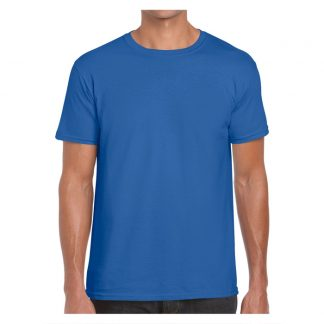 Tee-shirt HOMME bleu royal Elan Gymnique Courbevoie GN640
