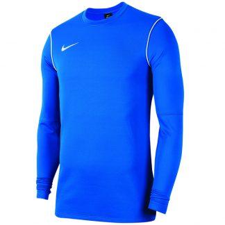 Haut d'entrainement Nike Park 18 BV6875-463 Bleu Blanc