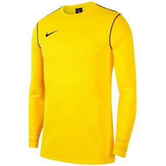 Haut d'entrainement Nike Park 18 BV6875-719 Jaune Noir