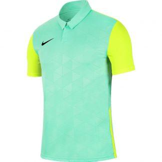 Maillot Nike Trophy IV BV6725 354 Hyper vert Jaune fluo