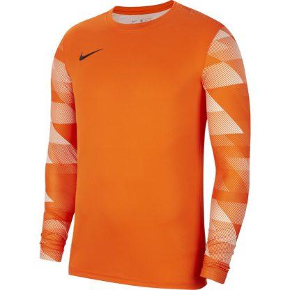 Maillot de gardien de but Nike Park IV CJ6066-819 Orange Noir
