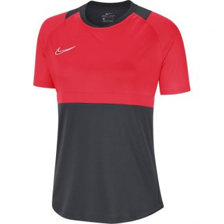 Maillot d'entrainement Nike Academy Pro Femme BV6940-066 Anthracite Saumon
