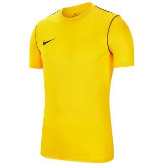 Maillot d'entrainement Nike Park 20 BV6883-719 Jaune Noir