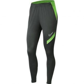 Pantalon Knit Nike Academy Pro Femme BV6934-062 Anthracite Vert
