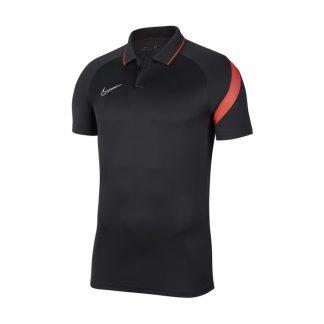 Polo Nike Academy Pro BV6922-069 Anthracite Saumon