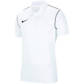 Polo Nike Park 18 BV6879-100 Blanc Noir