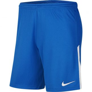 Short Nike League Knit II BV6852-463 Bleu roi Blanc