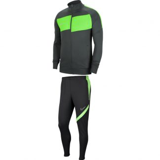 Survetement Knit Nike Academy Pro BV6918-060 BV6920-064 Anthracite Vert