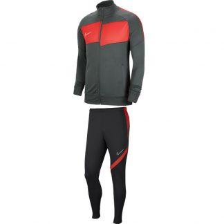 Survetement Knit Nike Academy Pro BV6918-068 BV6920-070 Anthracite Saumon