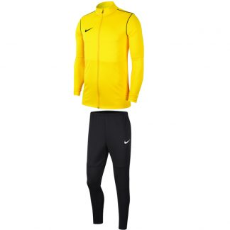 Survetement Knit Nike Park 20 BV6885-719 BV6877-010 Jaune Noir