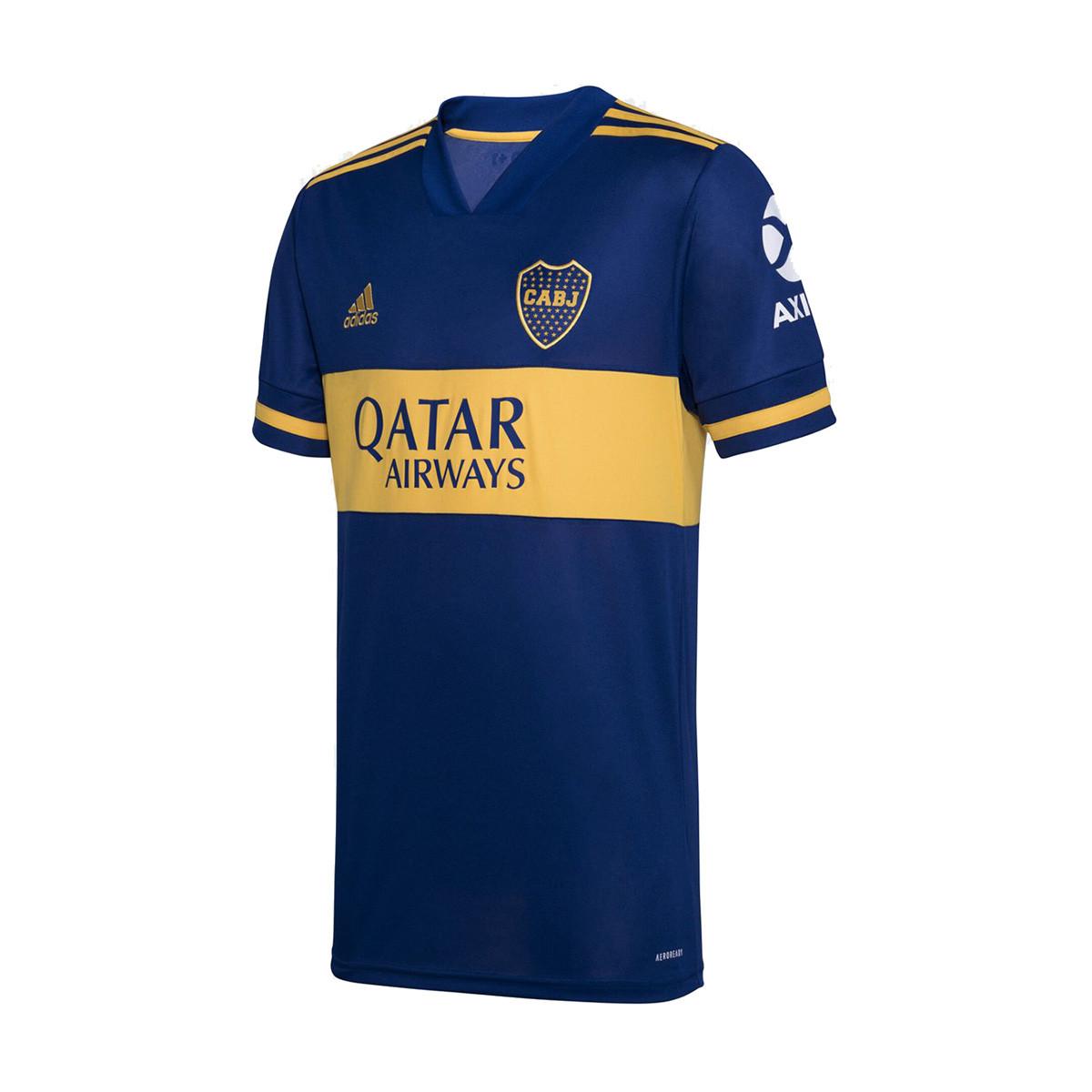 Maillot Boca Juniors Adidas domicile 20202021 ~