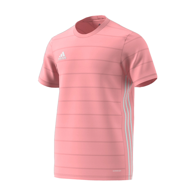Maillot ADIDAS Campeon 21 Rose Blanc FT6761 FT6757