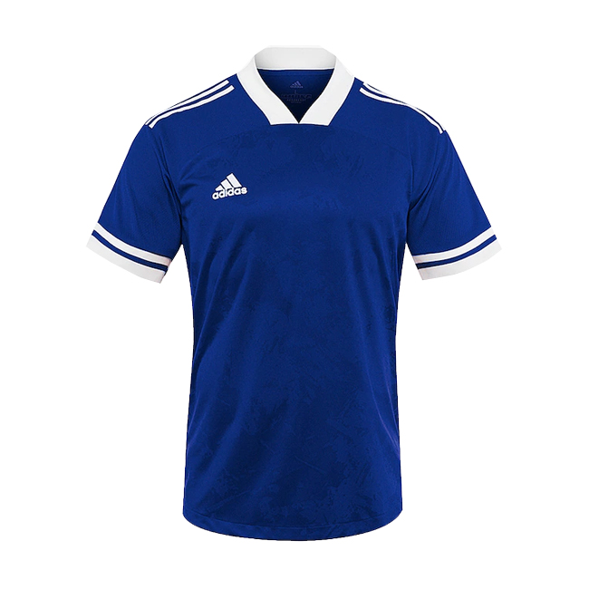 Maillot ADIDAS Condivo 20 Bleu Blanc FT7258 FT7251 SportsCoShop
