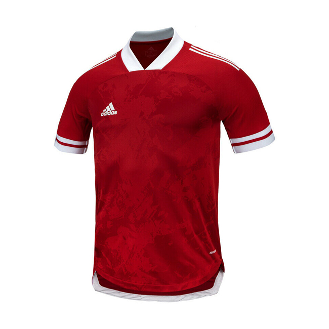 Maillot ADIDAS Condivo 20 Rouge Blanc FT7257 FT7254