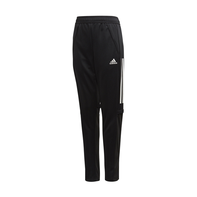 Pantalon ADIDAS Condivo 20 Noir Blanc EA2485 EA2486