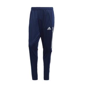 Pantalon d'entrainement ADIDAS Condivo 20 Marine Blanc ED9209 ED9208