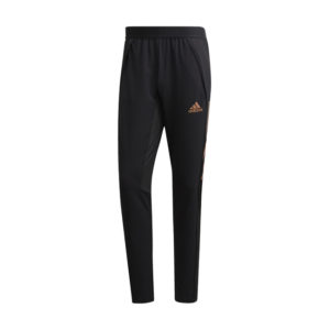 Pantalon d'entrainement ADIDAS Condivo 20 Ultimate Noir Orange EA2503