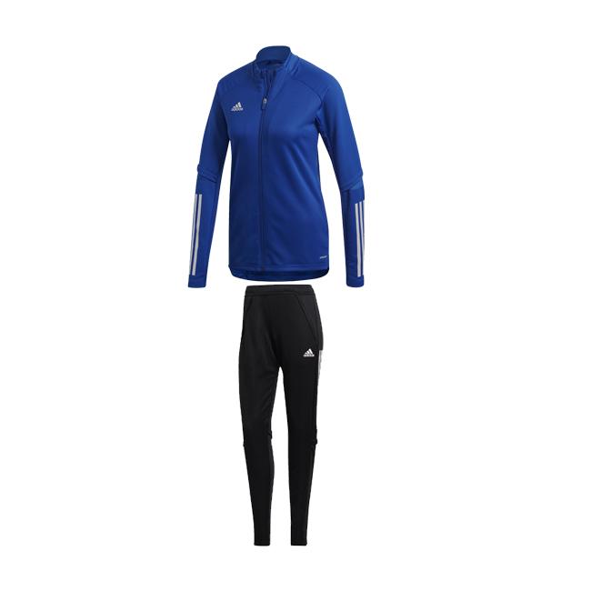 jogging adidas femme bleu