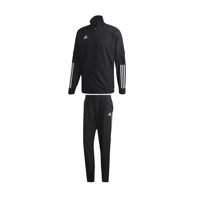Veste de survêtement de foot enfant adidas Condivo 20