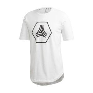 Tee ADIDAS TAN logo FJ6340 blanc