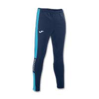 Pantalon Joma Championship IV 100761 Marine Bleu turquoise