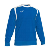 Sweat Joma Championship V 101266 Bleu roi Blanc