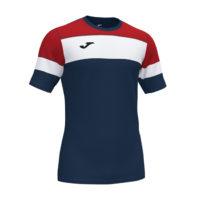 Tee-shirt Joma Crew IV 101538 Marine
