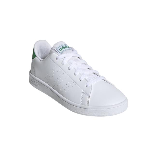 Chaussures Adidas Originals Advantage K Enfant F0213 lateral