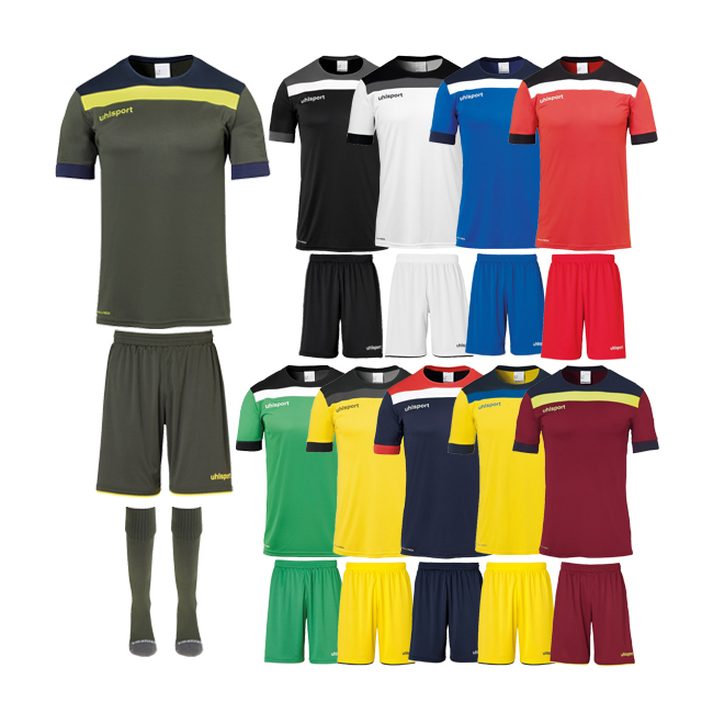 Ensemble Uhlsport Offense 23 1003804 1003806 1003302