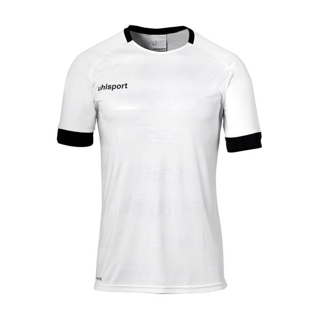 Maillot Uhlsport Division 2 0 Blanc Noir 1003805