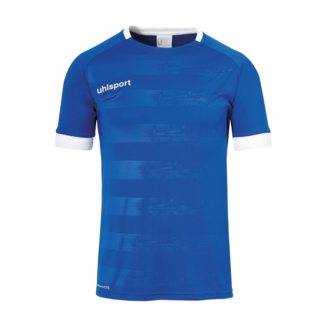 Maillot Uhlsport Division 2 0 Bleu azur Blanc 1003805