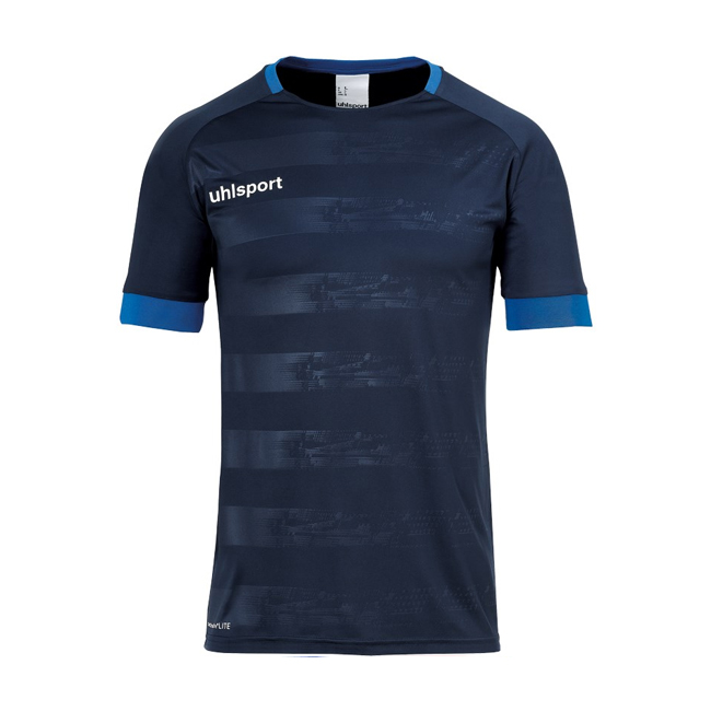 Maillot Uhlsport Division 2 0 Bleu marine Bleu azur 1003805