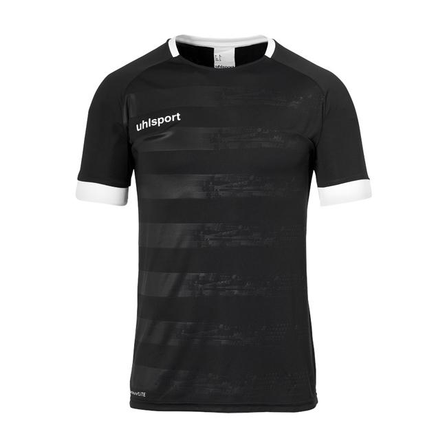 Maillot Uhlsport Division 2 0 Noir Blanc 1003805