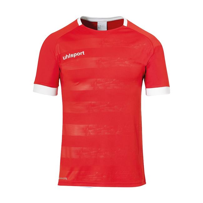 Maillot Uhlsport Division 2 0 Rouge Blanc 1003805