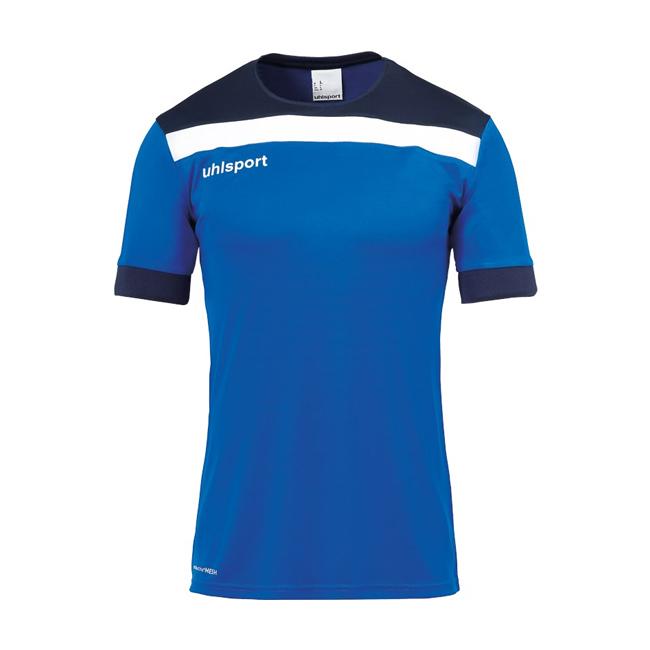 Maillot Uhlsport Offense 23 Bleu azur Bleu marine 1003804
