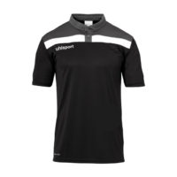 Polo Uhlsport Offense 23 Noir Anthracite 1002213