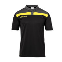 Polo Uhlsport Offense 23 Noir Jaune citron 1002213
