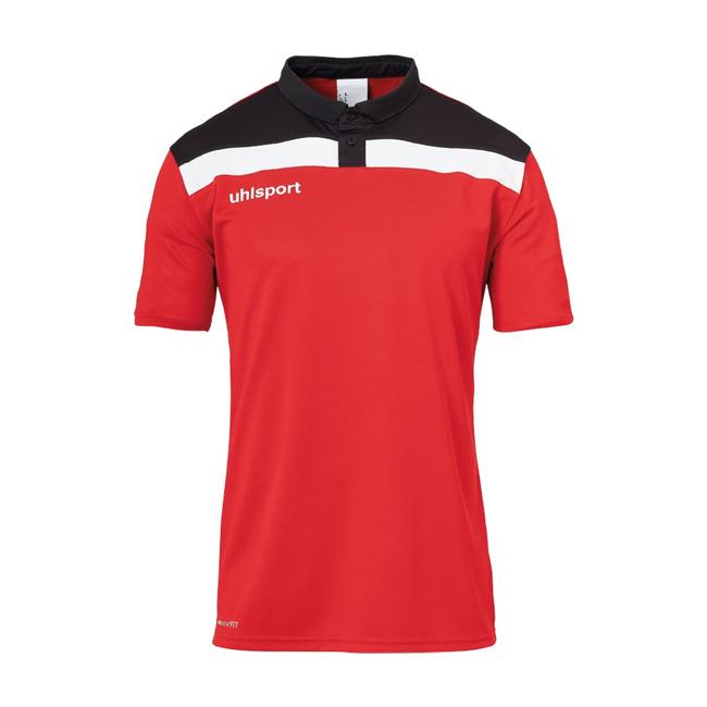 Polo Uhlsport Offense 23 Rouge Noir 1002213