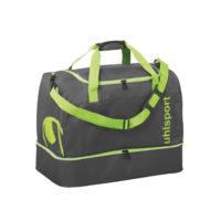 Sac Uhlsport Essential 20 Players Bag 75L Anthracite Vert paille 1004256
