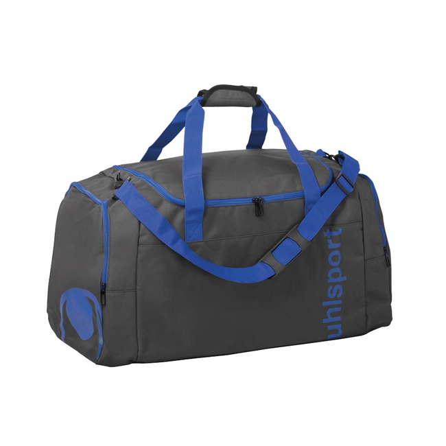 Sac Uhlsport Essential 20 Sports Bag 30L Anthracite Bleu azur 1004251