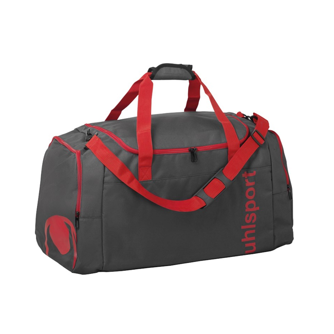 Sac Uhlsport Essential 20 Sports Bag 30L Anthracite Rouge 1004251