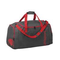 Sac Uhlsport Essential 20 Sports Bag 50L Anthracite Rouge 1004252