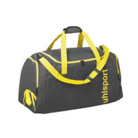 Sac Uhlsport Essential 20 Sports Bag 75L Anthracite Jaune paille 1004253