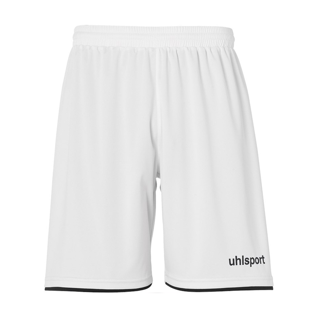 Short Uhlsport Club Blanc Noir 1003806
