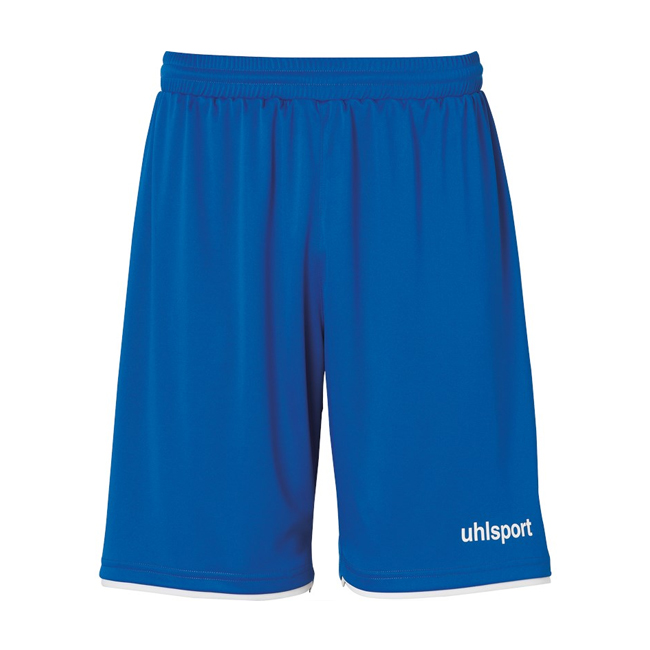 Short Uhlsport Club Bleu roi Blanc 1003806