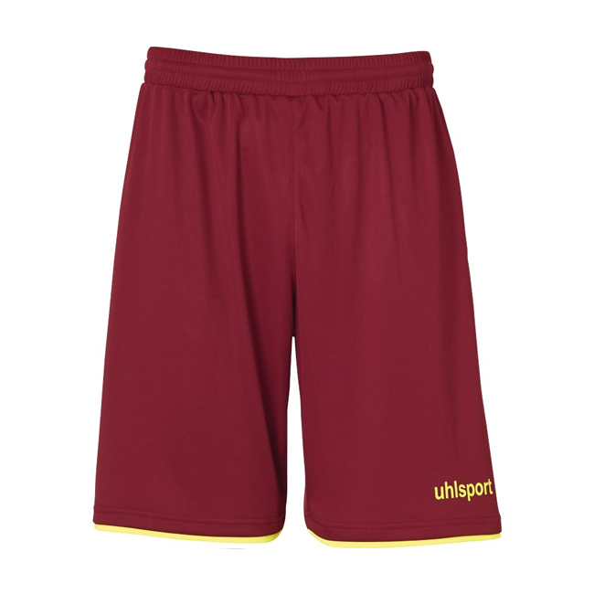 Short Uhlsport Club Bordeaux Jaune paille 1003806