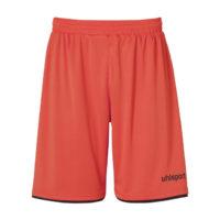 Short Uhlsport Club Dynamic Orange Noir 1003806
