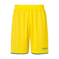 Short Uhlsport Club Jaune citron Bleu azur 1003806