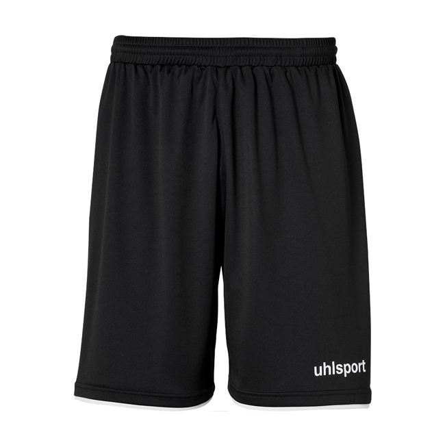 Short Uhlsport Club Noir Blanc 1003806