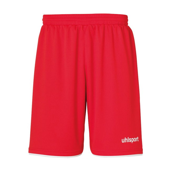 Short Uhlsport Club Rouge Blanc 1003806